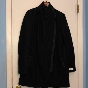 NWOT Clavin Klein Wool Coat